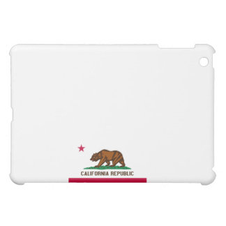 California Republic iPad Mini Case