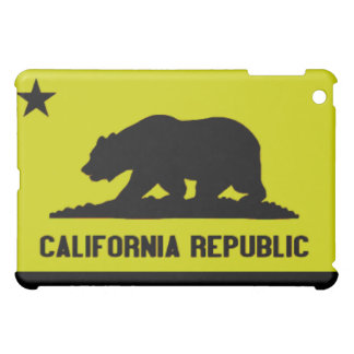 California Republic iPad Mini Cover
