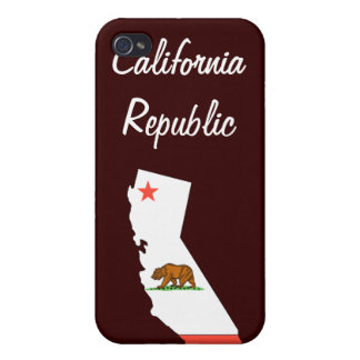 California Republic iPhone 4/4S Covers