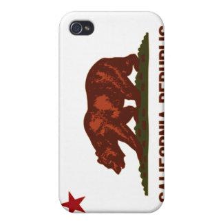 California Republic Cases For iPhone 4