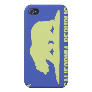 California Republic iPhone 4/4S Cases