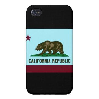 California Republic iPhone 4 Cover