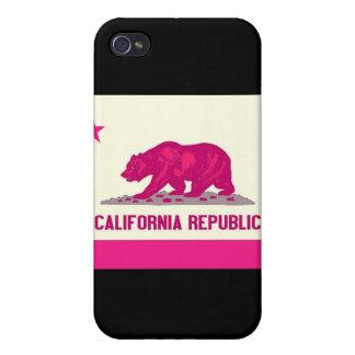 California Republic iPhone 4/4S Cover