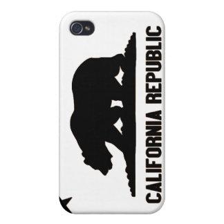 California Republic iPhone 4 Case
