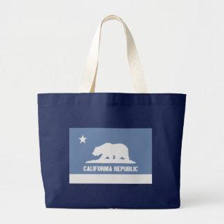 California Republic Jumbo Tote Bag