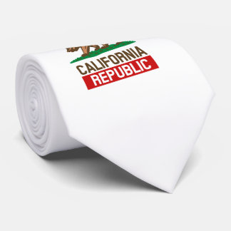 California Republic Love Neck Tie