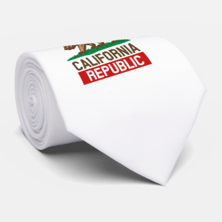 California Republic Love Tie