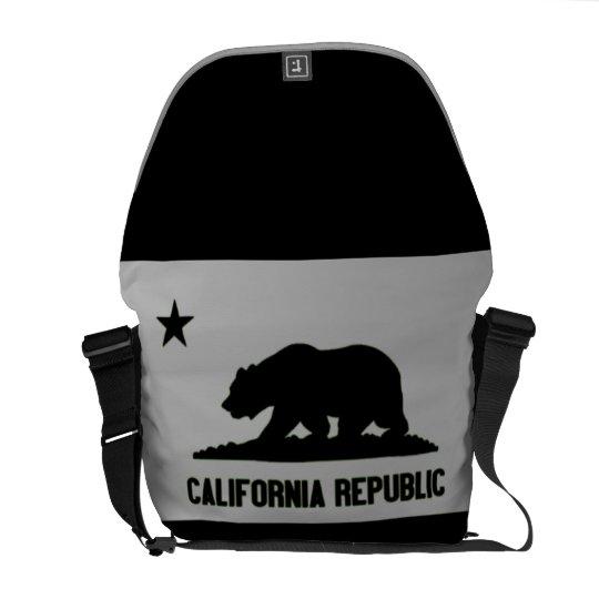 California Republic Messenger Bag