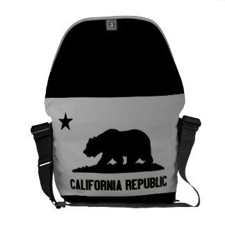 California Republic Messenger Bags