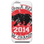 california republic new grandma 2014 case for iPhone 5/5S