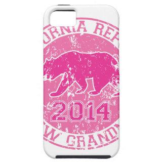 california republic new grandma pink 2014 iPhone 5 cover