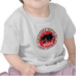 california republic new grandpa 2014 tee shirt
