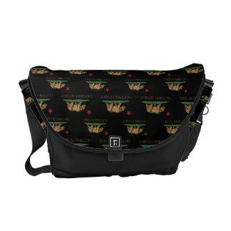 California Republic Pattern 1 Courier Bag