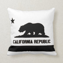 California Republic Pillow