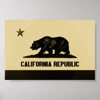 California Republic Posters