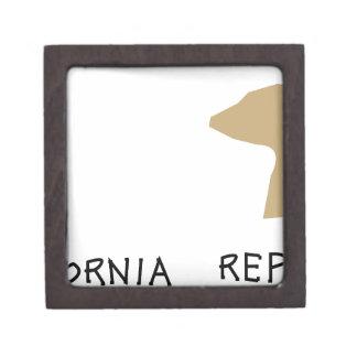 california republic premium jewelry box