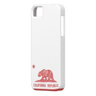 California Republic (Red) iPhone 5 Case