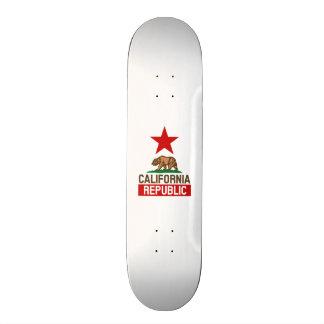 California Republic Skateboard Deck