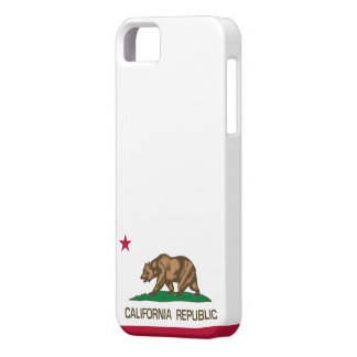 California Republic (State Flag) iPhone 5 Covers