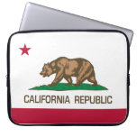 California Republic (State Flag) Computer Sleeves