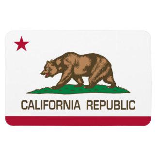 California Republic (State Flag) Magnet