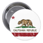 california republic state flag pins