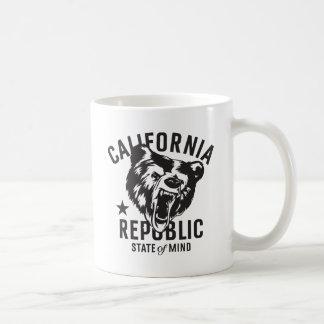 California Republic State of Mind Coffee Mug