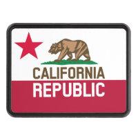 California Republic Tow Hitch Cover