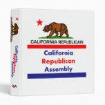 California Republican CRA Avery Binder