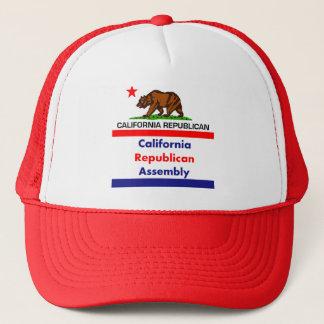 California Republican CRA Trucker Hat