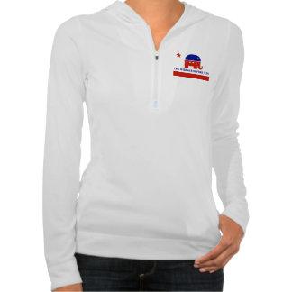 california republican hoodie
