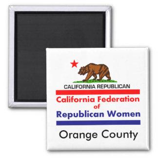 California Republican Magnet