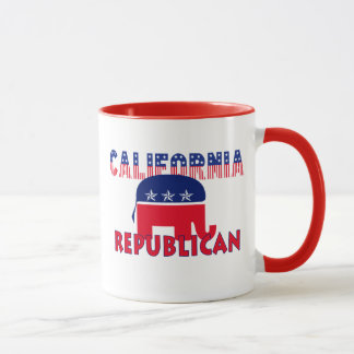 California Republican Mug