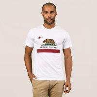 California Resistance T-Shirt (w/o Gov. quote)