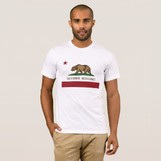 California Resistance T-Shirt (w/o Gov. quote)