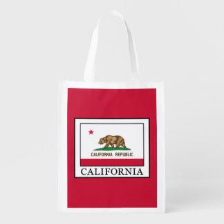 California Reusable Grocery Bag