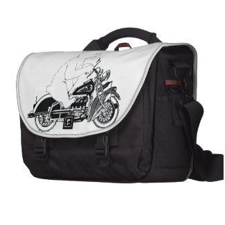 California Rider Commuter Bags