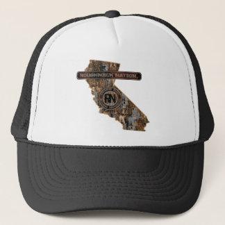 CALIFORNIA Rig Up Camo Trucker Hat