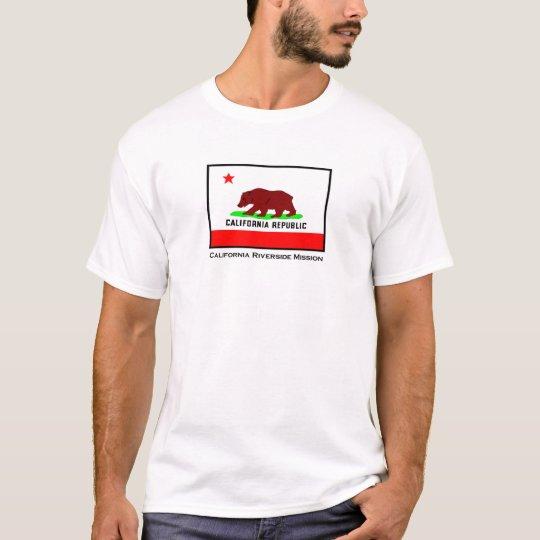 California Riverside LDS Mission T-Shirt