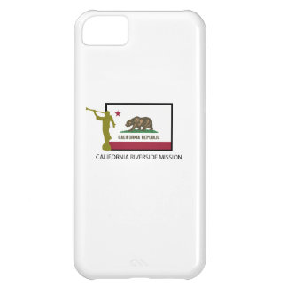 CALIFORNIA RIVERSIDE MISSION LDS CTR COVER FOR iPhone 5C