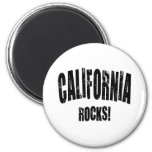 California Rocks! Magnet