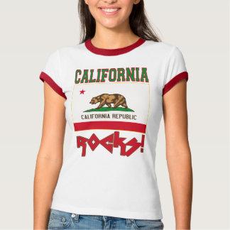 California Rocks! T-Shirt