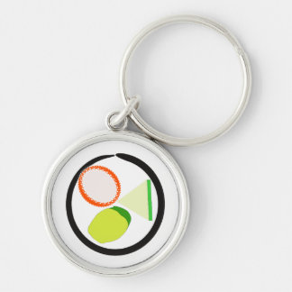 California Roll Keychain