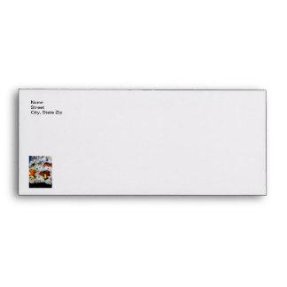 California Roll Sushi Envelope