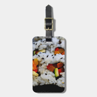 California Roll Sushi Tags For Luggage