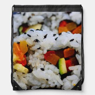 California Roll Sushi Backpack