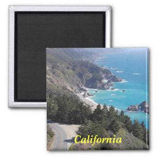 California route 1 magnet