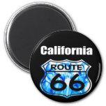california Route 66 Fridge Magnets