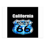california Route 66 Postcard