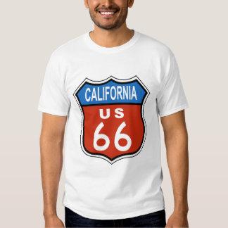 California Route US 66 T Shirt